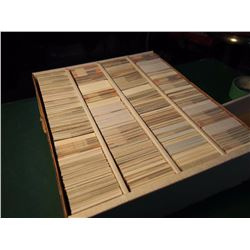 Lot Of Approximately 3200 Hockey Cards