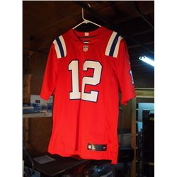 Tom Brady #12 New England Patriots Jersey, Nike, Size Men's Large, New With Tags