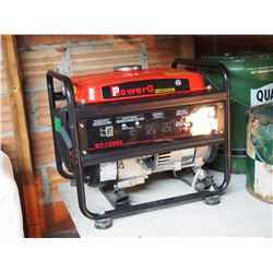 Power G Gt-1200C Generator, 1200W, Used Very Little, Running