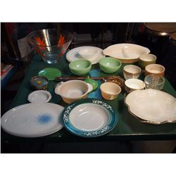 Lot Of Dishware (Lots Of Fire King)