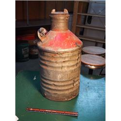 Imperial Oil Limited Metal Container