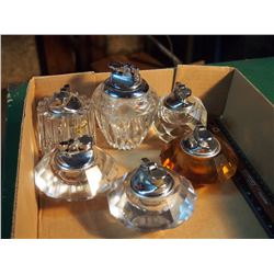 Table Lighters (6)