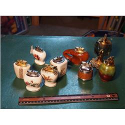Table Lighters (10)