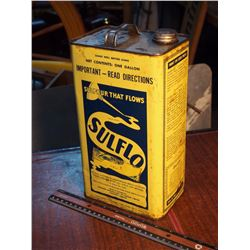 Sulflo Tin, One Gallon,