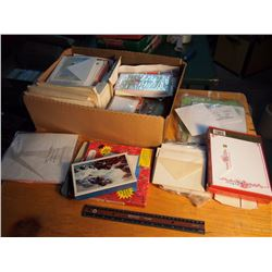 Two Boxes Full Of Stationary