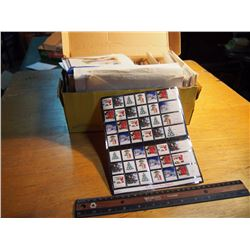 Assorted Stamps And Stationary