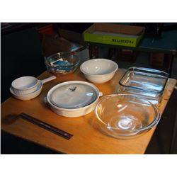 Lot Of Dishware And Misc Buttons