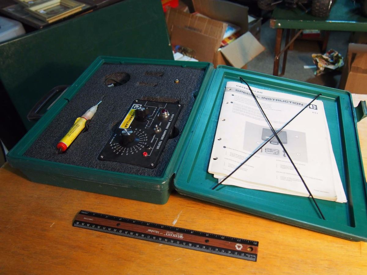 Wiring Harness Tester - Free Download Wiring Diagram