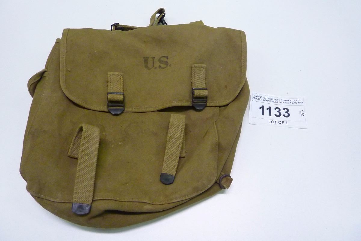 fca273c37 Shop Army Backpacks & Day Packs - Fatigues Army Navy Gear. We stock Army  Backpacks plus military daypacks and vintage canvas bags ...