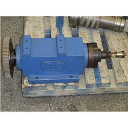 XLO Gear Type Spindle