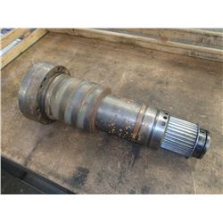 40 Taper Belt Driven Spindle