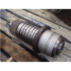 50 Taper Gear Driven Machining Spindle