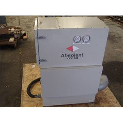 ABSOLENT Type ODF 800 Oil Mist Filter