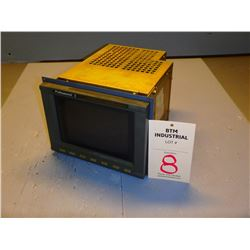Fanuc / Makino Professional 3 CRT / Operator Interface A61L-0001-0095