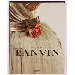 Lanvin Coffee Table Book