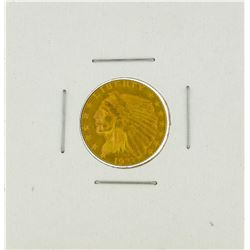 1927 $2 1/2 Indian Head Quarter Eagle Gold Coin
