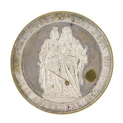 1864 Switzerland Unification Medal