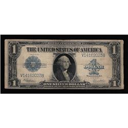 1923 $1 Large Size Silver Certificate Note