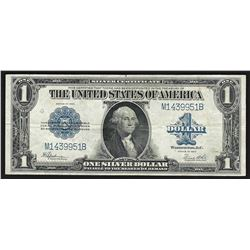 1923 $1 Large Size Silver Certificate Bank Note