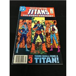 TEEN TITANS #44, 1984 COMIC FEATURING THE 1ST APPEARANCE OF DICK GRAYSON AS NIGHTWING