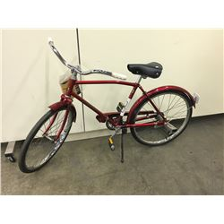 RALEIGH MOUNTIE CANADIAN MADE NOS 1972 BIKE