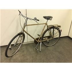DUTCH GAZELLE MENS 3 SPEED BIKE