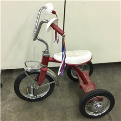 """1970'S 10"""" CCM DELUXE NOS TRIKE CANADIAN MADE"""