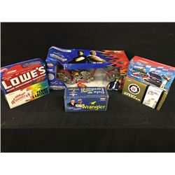 RACING COLLECTABLES LOT INC. VARIOUS SIZES, MAKES AND MODELS