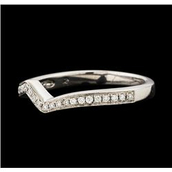 0.20 ctw Diamond Ring - Platinum