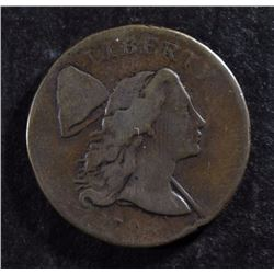 1794 LARGE CENT VF  USUAL STRONG OBV.