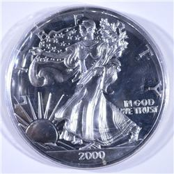 6-TROY OUNCE REPLICA WALKING LIBERTY COIN