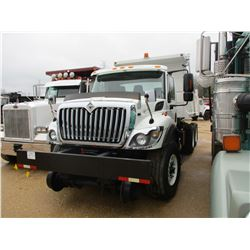 2008 INTERNATIONAL 7500 WORK STAR ROTARY DUMP, VIN/SN:1HTWNAZT18J651712 - T/A, 330 HP IHC DIESEL, 10