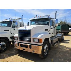 2018 MACK CHU613 TRACTOR TRAILER, VIN/SN:1M1AN07Y6JM026730 - T/A, 505HP MACK MP8 ENGINE, MACK T318 1