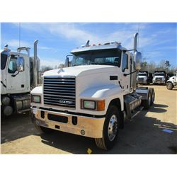 2018 MACK CHU613 TRACTOR TRAILER, VIN/SN:1M1AN07Y8JM026731 - T/A, 505HP MACK MP8 ENGINE, MACK T318 1
