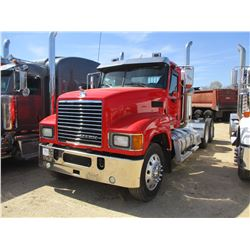 2015 MACK CHU613 TRUCK TRACTOR, VIN/SN:1M2AN07Y5FM019100 - T/A, 505 HP MACK MP8 DIESEL ENGINE, 10 SP