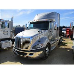 2012 INTERNATIONAL PROSTAR EAGLE TRUCK TRACTOR, VIN/SN:3HSDJSJR7CH628311 - T/A, MAX FORCE IHC DIESEL