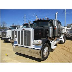 2009 PETERBILT 388 TRUCK TRACTOR, VIN/SN:1XPWDB9X49N783557 - T/A, CAT C15 ENGINE, EASTON AUTO SHIFT