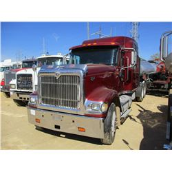 2005 INTERNATIONAL EAGLE 9900i TRUCK TRACTOR, VIN/SN:3HSCHSCR25N037634 - T/A, C15 CAT DIESEL ENGINE,