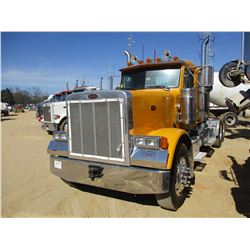 2004 PETERBILT 379 TRUCK TRACTOR, VIN/SN:1XP5DB9X64N835291 - T/A, CAT C15 ENGINE, 10 SPEED TRANS, 40