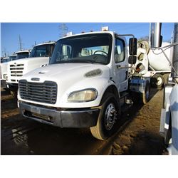 2007 FREIGHTLINER TRUCK TRACTOR, VIN/SN:1FUBCXCSX7DY90833 - S/A, MERCEDES BENZ 260 HP, SMART SHIFT,