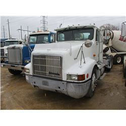 1992 INTERNATIONAL EAGLE TRUCK TRACTOR, VIN/SN:2HSFHCWRXNC058117 - T/A, 40K REARS, 12K FRONT, 11R24.