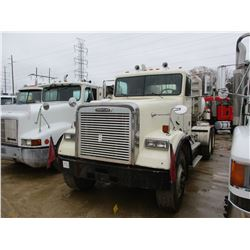 2001 FREIGHTLINER CLASSIC TRUCK TRACTOR, VIN/SN:1FUJALAV21LH79216 - T/A, 450 HP CAT C15 DIESEL ENGIN