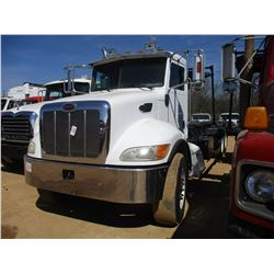 2006 PETERBILT 335 ROLL OFF TRUCK, VIN/SN:6M884568 - T/A, 315 HP CUMMINS ISC ENGINE, 8LL FULLER TRAN