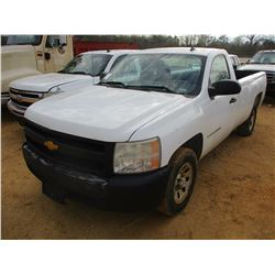2007 CHEVROLET SILVERADO 2500 VIN/SN:1GCEC14X57Z643282 V8 GAS ENGINE, AUTO (DOES NOT OPERATE)