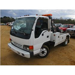 2001 ISUZU WRECKER VIN/SN:JALC4B14517012327 (DOES NOT OPERATE)