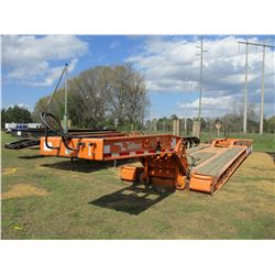1999 TALBERT LOWBOY TRAILER, VIN/SN:40FW05134X1017949 - TRI-AXLE, DETACHABLE, 24' WELL, 102 WIDE, 25
