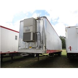 UTILITY OFFICE TRAILER, VIN/SN:1UYVS248XRM990402 - 48', T/A, A/C UNIT, SLIDING TANDEM AXLE, 275/80R2