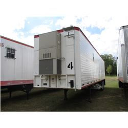 DORSEY CLOT-203 OFFICE TRAILER, VIN/SN:64089 - 40' LENGTH, T/A, PLATFORM W/STEPS, 11R22.5 TIRES (UTI