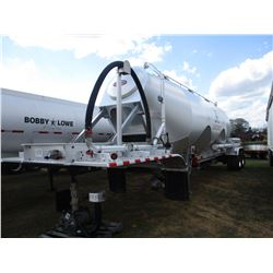 2015 TROXELL PNEUMATIC TRAILER, VIN/SN:AT0TA4329FR719891 - T/A, 1040 CUBIC FT, ALL ALUM, APPROX 100'