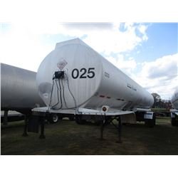 CUSTOM TANK TRAILER, VIN/SN:S-2386-71 - T/A, 8500 GALLON, 11R22.5 TIRES